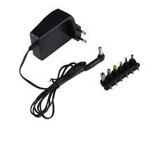 Multi Brands Universal Adapter Converter DC 3V 4.5V 6V 7.5V 9V 12V Power Charger