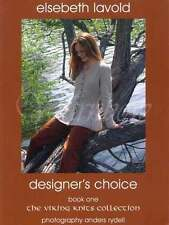 Elsebeth Lavold ::Knitting Book #1:: The Viking Knits Collection New