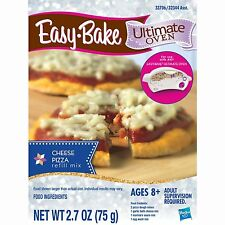 Easy-Bake Ultimate Oven Cheese Pizza Refill Pack (33706079) BRAND NEW
