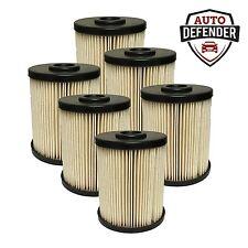 Dodge Ram 5.9L 6 Fuel Filters for 2000-2010 2500, 3500 Cummins Turbo Diesel