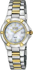 Citizen Eco-Drive Riva Two  -Tone Ladies Watch EW1534-57D