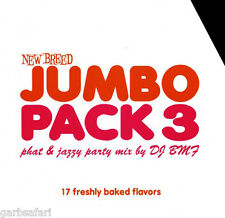 Jumbo Pack 3 Phat & Jazzy CD Party Mix by DJ BMF 1996 Acid Jazz Smash Hustlers