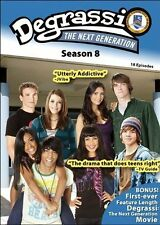 DEGRASSI THE NEXT GENERATION SEASON 8 Sealed New 4 DVD Set