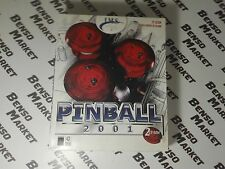 PINBALL 2001 - FLIPPER - PC - BIG BOX EDIZIONE CARTONATA ITALIANA - NUOVO