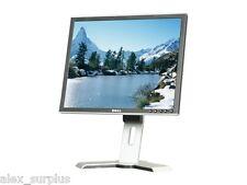 """Dell  Model 1908FPB  19"""" Flat Screen LCD Monitor"""