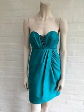 ANDREW GN Silk dress runaway collection Size F 36 US 4 UK 8 $3980