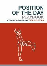 Position of the Day Playbook: Sex Every Day in Every Way, Nerve.com, Good Book