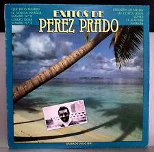 EXITOS DE PEREZ PRADO - LP