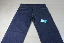STAPLE DESIGN STPL STRAIGHT FIT DENIM JEANS REED SPACE INDIGO 36 34 NEW