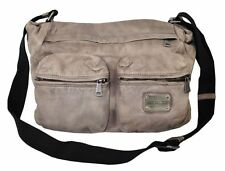 DOLCE & GABBANA Big Messenger Bag Beige Sac de Messager 01333