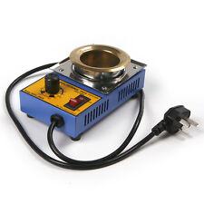 100-500℃ 220V Solder Pot Soldering Desoldering Stainless Steel 50mm Bath 160W