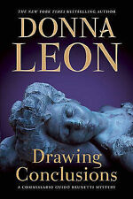 Drawing Conclusions (Commissario Guido Brunetti Mysteries),VERYGOOD Book