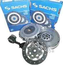 FORD MONDEO 1.8 TDCI 6 SP SACHS DUAL MASS FLYWHEEL AND CLUTCH KIT, SLAVE BEARING