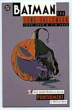 Batman The long Halloween Part 13 vf/nm tpb 1st print  DC Comics 1997 H14