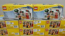 LEGO 40145 Brand Retail Store - Grand Opening Set - Exclusive Hard to Find RARE