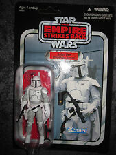 STAR WARS FIGURE FRANCAISE RARE KENNER BOBA FETT PROTOTYPE ARMOR UNPUNCHED MINT