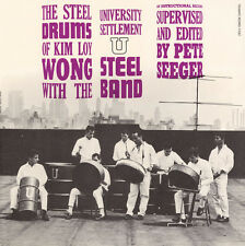 Steel Drums Of Kim Loy Wong - Kim Loy Wong (2009, CD NIEUW) CD-R