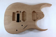 One Piece Mahogany RGD body fits Ibanez (tm) 7 string RG and UV Necks P190