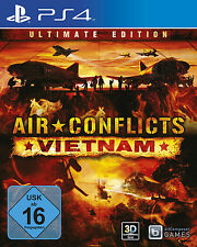 PS4 Air Conflicts Vietnam Ultimative Edition Neu PS4