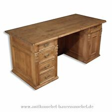 Schreibtisch,Arbeitstisch,Computermöbel,Tisch,Weichholz,Landhausstil,Gründerzeit