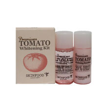 [SKINFOOD] Premium TOMATO Whitening  Travel/Trial Kit(2set) - Korea Cosmetic