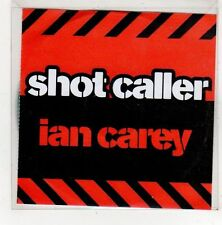 (FV387) Ian Carey, Shot Caller - DJ CD