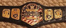 United States Championship Mini Replica Title Belt WWE WWF US John Cena Owens