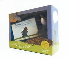 The Story of the Little Mole Boxed Book and Toy Set: Includes Book, Toy & Game,
