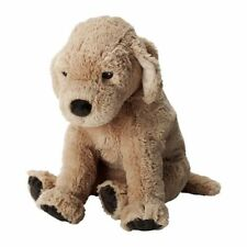 "IKEA GOSIG GOLDEN Retriever Soft Toy Length: 15 ¾ "" Free Shipping !"