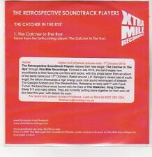 (DQ810) The Retrospective Soundtrack Players, The Catcher In The Rye - DJ CD