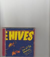Hives-Live at the Warehouse UK live cd album