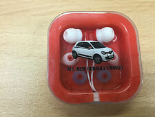 Genuine Renault Headphones Renault Twingo - Red