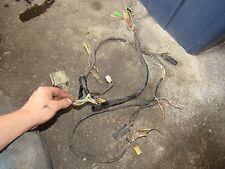 1978 suzuki gs550 main wire harness wiring