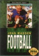 John Madden Football- Sega Genesis Game Only