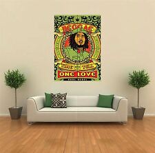 REGGAE RASTAFARI REVOLUTION NEW GIANT POSTER WALL ART PRINT PICTURE G472