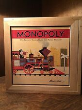 Monopoly  Nostalgia Game Series Set By Parker Brothers Complete