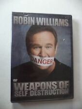 Robin williams Weapons of Self Destruction DVD 2010