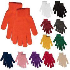 Fingerhandschuhe für Kinder, Kinderhandschuhe aus Stoff viele versch. Farben