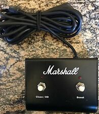 Marshall M-PEDL-91001 Two Way Footswitch w/2-Button Channel/Boost