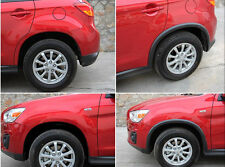 For Mitsubishi ASX 2013-2015 BEAUTY  PLASTIC 16pcs Fender Flare Kit  Wheel Arch