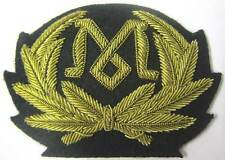 Titanic Marconi Radio Operators Wreath Cap Hat Badge White Star Line 1912