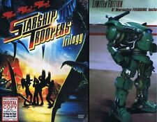 "The Ultimate Starship Troopers Collectors Set (SS Troopers Trilogy + 6"" Marauder"