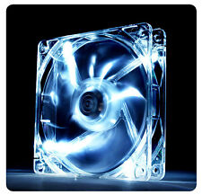 Thermaltake Pure 12 Blanco Led 120mm 12cm - 19,5 dBA, 40.997 Cfm Funda Dc Fan