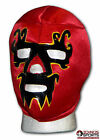 LUCHADORA DEMON POWER MEXICAN LUCHA LIBRE LUCHADOR ADULT WRESTLING MASK PARTY