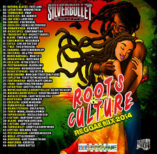 REGGAE ROOTS & CULTURE MIX CD 2014