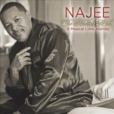 NAJEE-The Morning After CD NEW