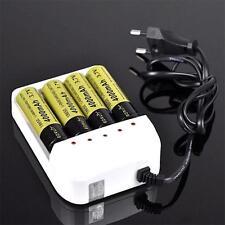 Universel i4 Intelligent Li-ion/NiMH 18650/26650/AA/AAA Chargeur De Batterie 4
