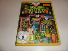 PC  The Treasures of Mystery Island, Vol. 1-3