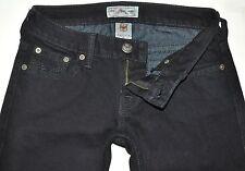 PRVCY London Black Skinny Jeans St# W50-2700T30 Sz 26X32 Made In USA AWESOME EUC
