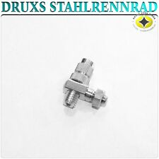 Cable pon tornillo para llantas freno frenos accesorios rim brake cable adjuster New